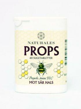 Naturales props Sugetabletter