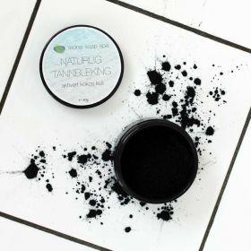 Naturlig tannbleking – Aktivert kokos kull
