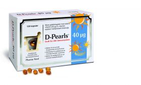 D-Pearls 40 µg