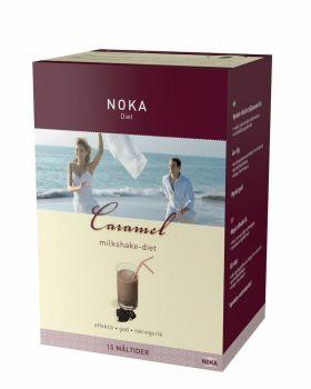 Noka Caramel milkshake