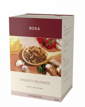 Noka Spaghetti bolognese