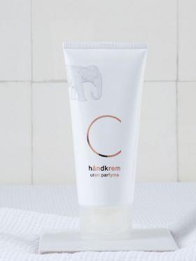C Håndkrem u/ parfyme 30ml