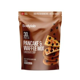 Bodylab Pancake & Waffle Mix Chocolate Chip