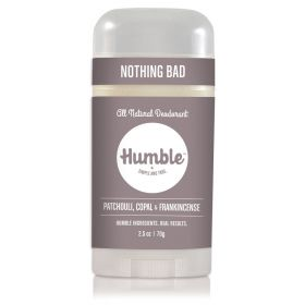 Humble deodorant Patchouli/Copal/Frankincense
