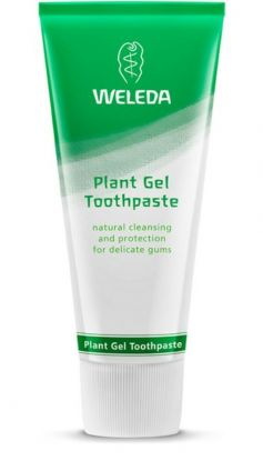 Weleda Plante Gel Toothpaste