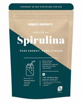 Supernature Spirulinapulver