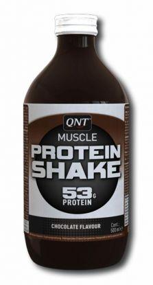 Protein Shake QNT chocolate 500 ml
