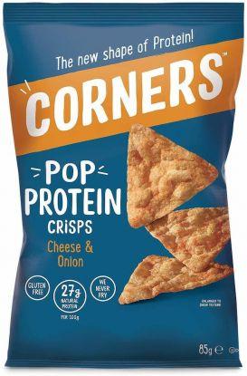 Corners - Popcorn protein cheese &onion