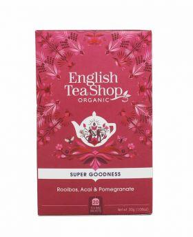 English Tea Shop Rooibos, Acai & Pomegranate