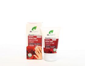 Dr.Organic Rose hand & nail