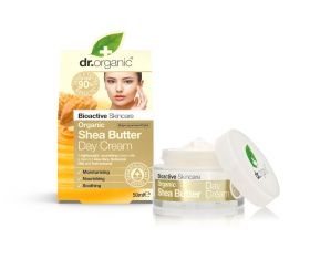 Dr. Organic Shea Butter Day Cream 50 ml