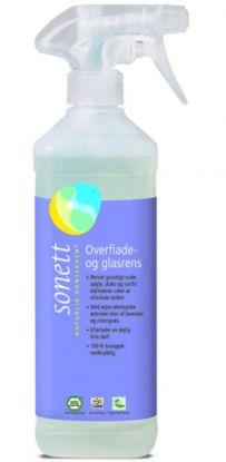 Sonett Overflate- og vindusvask, spruteflaske
