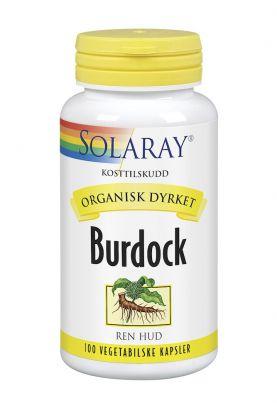 Solaray Burdock Root