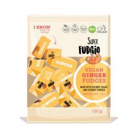 Super Fudgio ingefær karameller