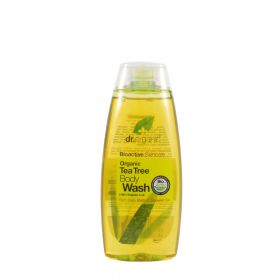 Dr.Organic Tea tree body wash