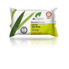 Dr.Organic Tea Tree Soap 100 ml