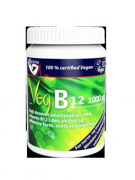 Biosym VegB12 1000µg