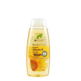 Dr.Organic Vitamin E body wash