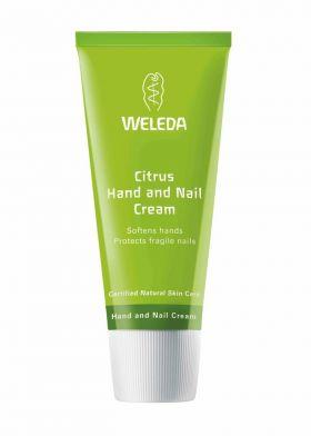 Weleda Citrus hand & nail cream 50 ml