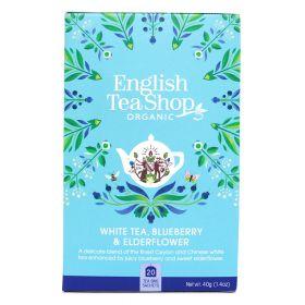 English Tea Shop White Tea, Blueberry & Elder Flower