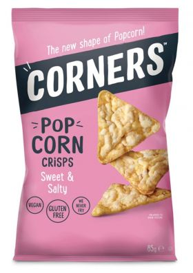 Corners - Pop Corn Sweet salty