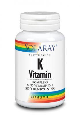 Solaray K Vitamin Kompleks