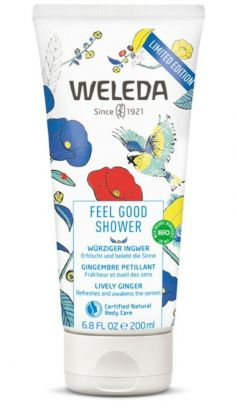 Weleda Feel Good Shower Gel