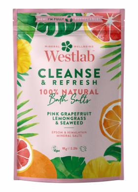 Westlab Cleanse badesalt