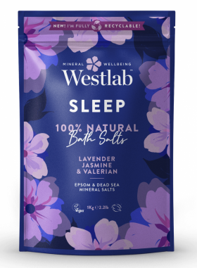 Westlab Sleep badesalt